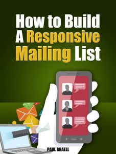 How To Build A Responsive Email List