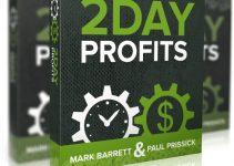 2 Day Profits Review + Bonus – New Underground Method?