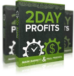 2 Day Profits Review Box Shot
