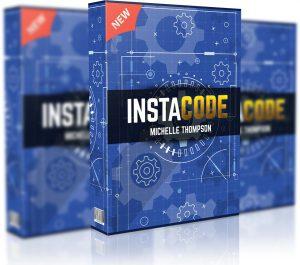 InstaCode Box Shot Wide