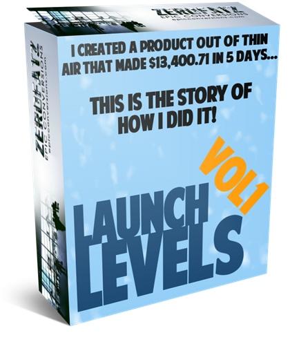 Launch Levels Vol. 1