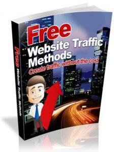 Free Website Traffic Methods