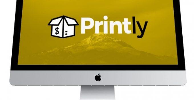 Printly Product Shot