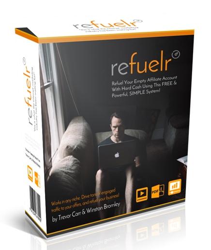 Refuelr Review Box Shot