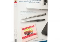 Campervan Commissions Review + Bonus – $200 A Day In A Campervan?