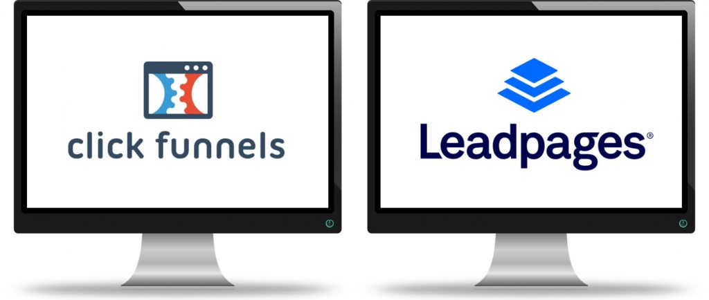 ClickFunnels Vs. Leadpages Side By Side