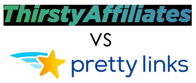 ThirstyAffiliates Vs. Pretty Links - Logos