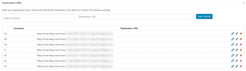 ThirstyAffiliates Geolocation Interface Example