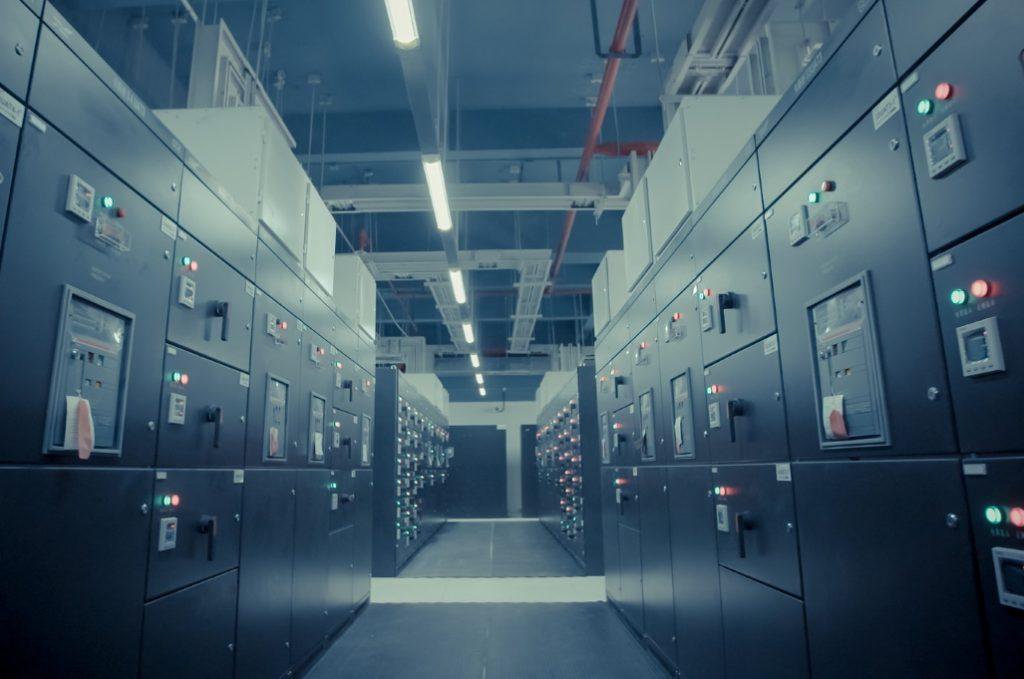 Electrical data center