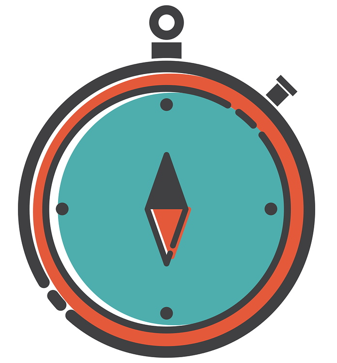 Stopwatch graphic