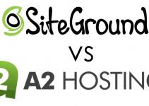 SiteGround Vs. A2 Hosting (2021) – A Complete Comparison