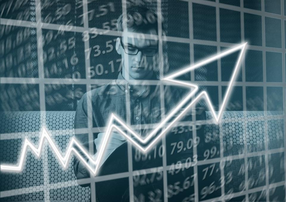Entrepreneur on a rising trend