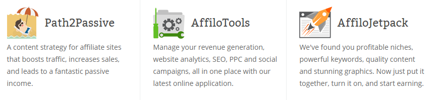 Affilorama Paid Product Summaries