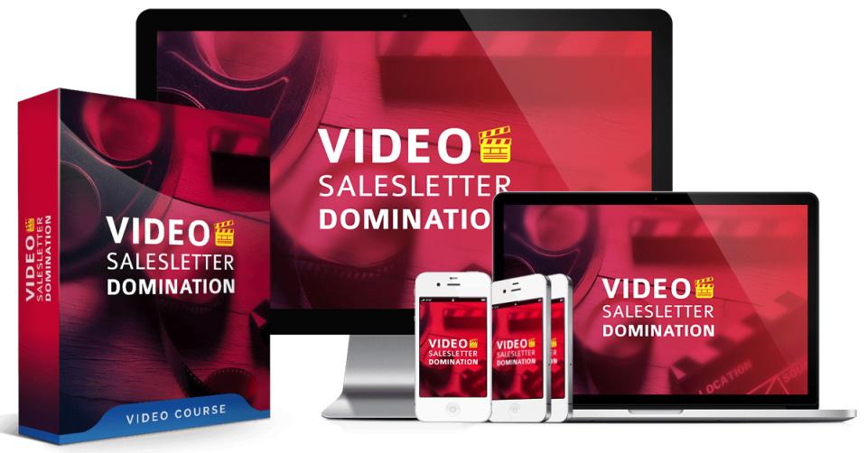 Bonus Box Art - Video Salesletter Domination