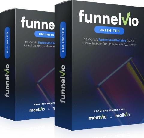 Funnelvio Unlimited Box Shot