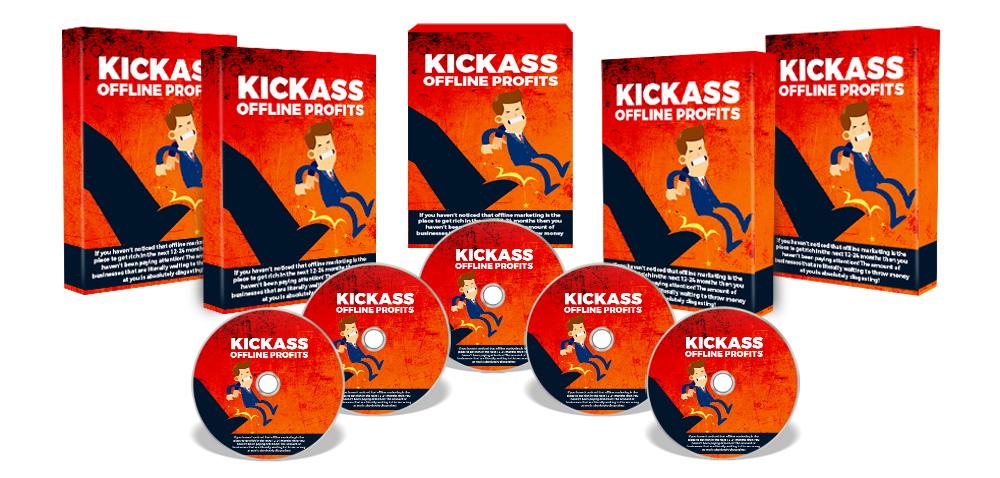 Bonus - Kickass Offline Profits