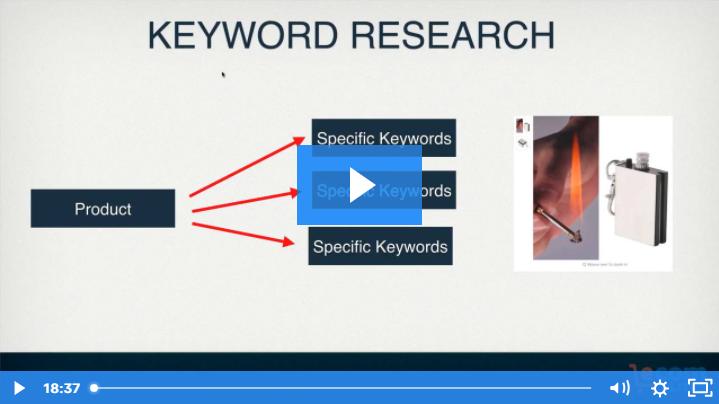Ecom Elites SEO Keyword Research Video