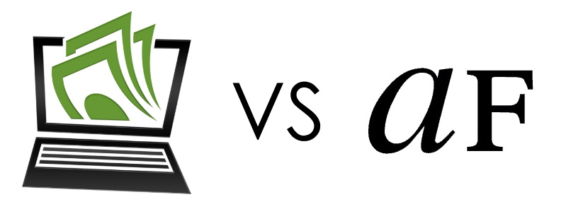 Affiliate Marketing Mastery vs. Affilorama Logos